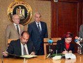 وزيرا التجارة والإنتاج الحربى يشهدان توقيع 3 بروتوكولات فى مجال الصناعة