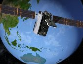"""قمر صناعى أطلقته ناسا عام 1964 """"يسقط"""" نحو الأرض بأمان"""