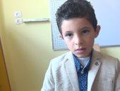 فيديو.. نجل الشهيد الرائد محمد على بالسويس: عاوز أدخل كلية الشرطة لأثأر للشهداء