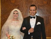 رئيس مترو الأنفاق يحتفل بزفاف ابنته