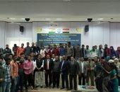 جامعة أسوان تستضيف السفير الهندى لبحث سبل التعاون