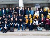 MUTEX SUMMIT مؤتمر لرصد آخر تطورات التكنولوجيا بجامعة الزقايق 24 فبراير