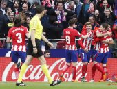 فيديو.. أتلتيكو مدريد يطارد برشلونة بثنائية فى بلباو بالدورى الإسبانى