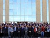 مدير المدرسة الوطنية الفرنسية يزور الأكاديمية الوطنية للشباب.. صور