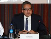 صور.. وزير الآثار: عائدات المعارض غير مسبوقة وتتجاوز 5 ملايين دولار