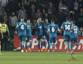 فيديو.. ريال مدريد يحقق فوز مثيرا على ريال بيتيس 5 - 3 بالدورى الإسبانى