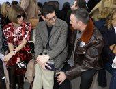 نايتلى وروبرتس وميللر نجمات الصف الأول بعروض أزياء أسبوع الموضة فى لندن
