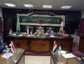 مجلس مدينة أشمون ينظم ندوة عن دور المحليات فى إدارة الأزمات