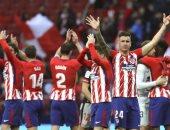 """أتلتيكو مدريد أفضل دفاع فى """"بيج 5""""..فيديو"""