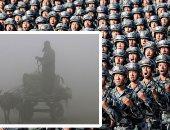"""الجيش الصينى يبدأ معركة """"الضباب الدخانى"""".. حكومة بكين تستعين بـ60 ألف جندى لزراعة """"حزام أخضر"""" من الغابات لمواجهة خطر التلوث.. والخطة تتضمن زيادة المساحة المزروعة لـ84 كم.. وعقوبات للمصانع المخالفة"""