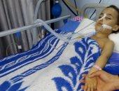 """صور وفيديو.. """"محمود"""" 3 سنوات دخل يعمل عملية """"اللوز"""" فخرج جثة هامدة بالمرج"""