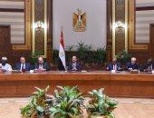 صور.. السيسي يؤكد استعداد مصر الكامل لدعم دور المحاكم الدستورية فى أفريقيا