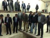 رئيس الجايكا: مستمرون فى التعاون مع مصر لاكتمال مشروع مركب خوفو الثانية