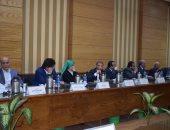 رئيس جامعة بنها يطالب العمداء باعداد تقارير فنيه عن حالة المصاعد في كليات الجامعه
