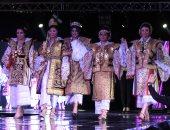 صور.. انطلاق ثانى أيام مهرجان الجمال بعروض عربية تراثية