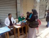 حى المنتزة ينظم قافلة سكانية شاملة شرق الاسكندرية