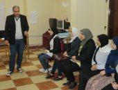 """مديرية """"رياضة كفر الشيخ"""" تنظم ندوة عن التطوع وأثره فى الانتماء لدى الطلاب"""