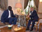 أبو الغيط يؤكد لمبعوث سلفاكير حرص الجامعة العربية على تطوير علاقاتها بجنوب السودان