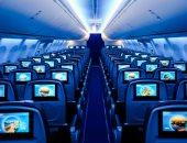 صور.. تعرف على مزايا طائرة مصر للطيران الناقلة لرحلات موسكو
