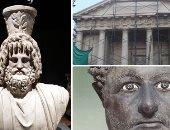 تعرف على القصة الكاملة للمتحف اليونانى الرومانى قبل بدء تنفيذ سينايو العرض