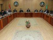 صور.. سكرتير عام المنوفية يترأس الإجتماع الأول لمجلس التخطيط الحضارى