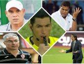 """5 مشاهير فى الكرة يرفعون شعار """"نسيت النوم"""" فى الدورى المصرى"""
