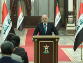 متظاهرون يحرقون مقر حزب الدعوة فى ميسان العراقية