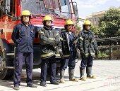 الحماية المدنية بالإسماعيلية  تنفذ سيناريوهات الطوارئ بمدارس وجهات حكومية