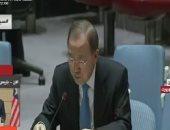 فيديو.. الأمين العام السابق للأمم المتحدة: جهود المنظمة منعت حربا عالمية ثالثة