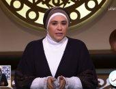 """فيديو.. نادية عمارة بـ""""قلوب عامرة"""": """"يجوز الصلاة بالمساجد التى بها أضرحة"""""""