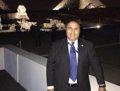 تعيين أحمد حسنى مديرا لمبنى 2 بمطار القاهرة