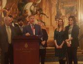 سفير كندا بالقاهرة: ندعم مصر ضد الإرهاب ونحارب ضد داعش فى سوريا والعراق (فيديو)