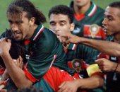 حكايات كأس العالم.. مؤامرة برازيلية نرويجية تُنهى الحلم المغربى فى 98