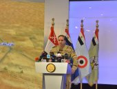 المتحدث العسكرى: مقتل 71 تكفيريا وتدمير 158 هدفا بواسطة القوات الجوية بسيناء