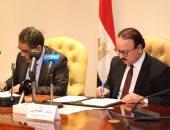 """""""الاتصالات"""" توقع بروتوكولا لتطوير تكنولوجيا هيئة الاستعلامات وبوابة معلومات مصرية"""