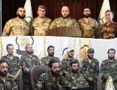 س وج.. الخريطة الكاملة للجماعات المسلحة فى الغوطة السورية ؟