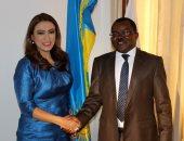 """وزير التجارة والصناعة الرواندى ضيف """"أون أفريكا"""" على أون لايف"""
