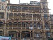 """""""التنسيق الحضارى"""" يرمم العقارات التراثية بميدان الإسماعيلية بمصر الجديدة"""