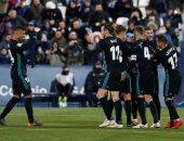 كل أهداف الأربعاء.. ريال مدريد يثأر من ليجانيس بثلاثية