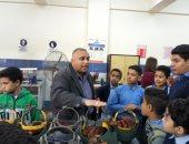 """استمرار زيارات طلاب مدارس الإسكندرية لمشروع """"بشاير الخير"""" لتنمية الوعى"""