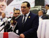 النائب نافع هيكل بمؤتمر دعم السيسى: مصر تمر بمرحلة أخطر من حرب 73 مع إسرائيل