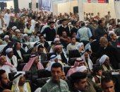 الآلاف بمؤتمر القبائل المصرية يبايعون السيسى ويدعون للاحتشاد أمام الصناديق