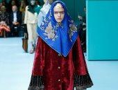 ثقافات مختلفة وملابس قديمة فى عرض جوتشى لخريف 2018