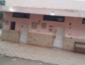 صور .. الوحدة الصحية فى مركز دراو أسوان بدون أطباء لاستقبال المرضى