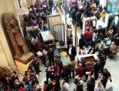 52 ألف مصرى و74 ألف أجنبى زاروا متاحف مصر فى أبريل
