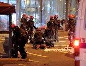 تصفية رجل يحمل سكينا حاول التعدى على نقطة شرطة بأسبانيا