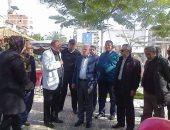 محافظ بورسعيد يوجه بالانتهاء من المبنى الإدارى للتأمين الصحى الشامل