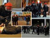 اعتقالات وأعمال عنف خلال مباراة أثلتيك بلباو وسبارتاك موسكو بإسبانيا