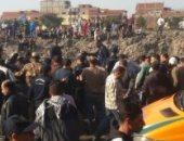 ارتفاع عدد ضحايا حادث انقلاب واحتراق أتوبيس الإسكندرية لـ9 حالات وفاة