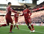 جماهير ليفربول تتوقع ابتعاد محمد صلاح عن أرقام سواريز